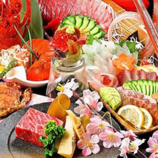 """宮崎の""""美味い""""が一度に愉しめるあかね屋のコース!"""