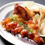 とりの介 - ジューシー骨付き鶏炙り