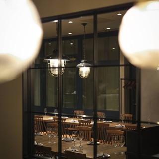 最高の食事を最高の空間で楽しんでいただけるように