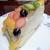 椿屋カフェ - 料理写真:彩フルーツの贅沢ズコット1280円