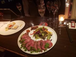 誕生日&個室イタリアン Heart Dinin'Bar &K - マンガリッツァポーク