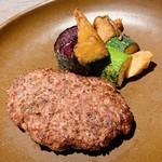NINJA SHINJUKU - 近江牛100%ハンバーグ