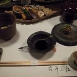 翡翠之庄 - 先付 自家製鴨味噌