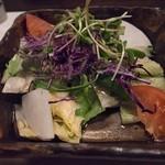 翡翠之庄 - 冷鉢 季節の野菜