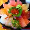 まぐろ堂 - 料理写真:海鮮丼本まぐろ入1480円