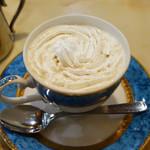 喫茶室マロニエ - ウィンナーコーヒー