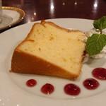 レストラン野っぽ - デザート