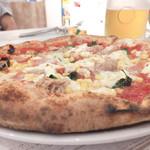 PIZZERIA 18 - 日本人好みの お食事ピザでござる