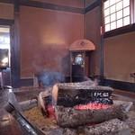 翡翠之庄 - 囲炉裏です