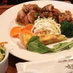 ジャズクラブダフネ - 若鶏の唐揚げジンジャーソース