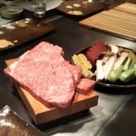 神戸牛ステーキIshida. - 神戸ビーフ(ロース)