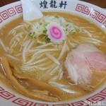 煌龍軒 - 味噌ラーメン