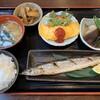 農村レストラン 筑膳 - 料理写真:さんま 300円・合計1030円
