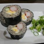 飲喰処 直 - そば寿司