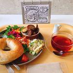 オーバッシュカフェ - 料理写真: