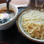 麺屋 とんちゃん - 醤油つけ麺の中盛り