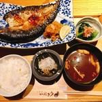 117773757 - 関鯖の塩焼き