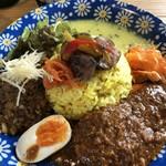 タマガワカリードットコム - カレー