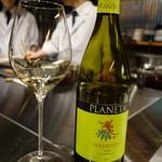toukyouwashokurikuu - 白ワイン