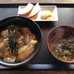 117778932 - 平目ヅケ丼(税込1100円)