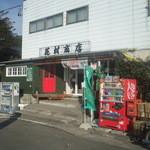 松川パン商店 - 酒屋の隣の~