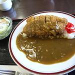 ピースフルセレネ - 料理写真:カツカレー1050円