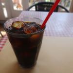 イタリア食堂ディエーチ - アイスコーヒー