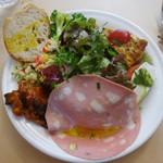 イタリア食堂ディエーチ - 前菜盛り合わせ