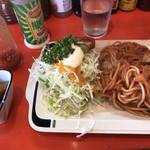 みかさ食堂 - 料理写真:ナポリタン