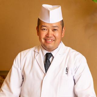 喜多川達氏(キタガワトオル)─王道の味を受け継ぐ気鋭の料理人