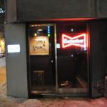 バー FM - 入口