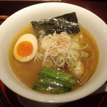京都天下ご麺 - 近江塩鶏麺