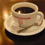 イル・ジョカトーレ - コーヒー