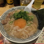 丸源ラーメン - 肉そば682円