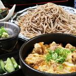 縁 - 蕎麦丼セット