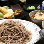 縁 - 蕎麦ランチ