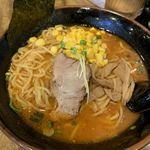 へそまがりラーメン - 料理写真: