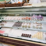 和洋菓子の店 アルビ・ちからもち - 和菓子