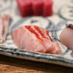 海の日  - 熟成魚の刺身 金目鯛☆