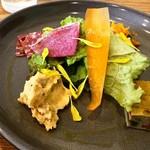 trattoriatimbro - 楽しくて美味しい前菜