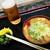 タイガーワン - モツの煮込み豆腐入り小