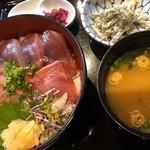 さば銀 - 鮮魚海鮮丼