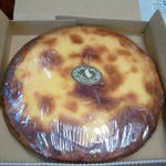 ティンカーベル - 料理写真:チーズベイク(小) 1500円