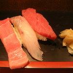 11782576 - 寿司にぎりセット 竹 その1