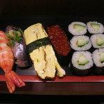 11782577 - 寿司にぎりセット 竹 その2