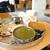 モンカレー - 料理写真:ダブルセット