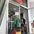 ムーンカフェ - 外観写真:店舗入り口