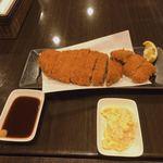 寿浬庵 - イベリコ豚のフライ