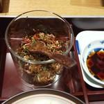 Hakatanyukomatsu - 梅山鉄平食堂のふりかけ