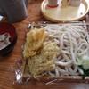 さわだ - 料理写真:大盛りもり+天ぷら2+肉